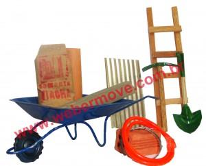 Equipamentos de Movimentação de Carga na Construção Civil