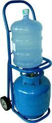 Carrinho de Carga Transporte Gas 2 Bujoes (CRLG2-1)