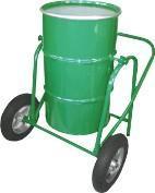Carrinho de Carga Lixo c/Rodas Aluminio 12