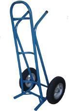 Carrinho de Carga Transporte Gas P45 Rodas Aluminio 12