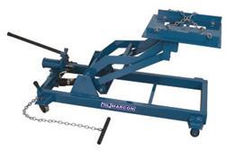 Macaco p/ Retirar Cambio de Caminhão Rodas Poliuretano 750kg (4105) - Marcon