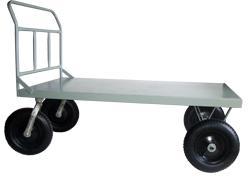 Carrinho de Carga Plataforma de Aço até 800 kg (WM18)