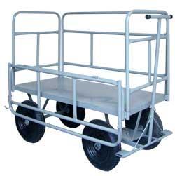 Carrinho plataforma de metal Cap. 800 kg (WMP5812604A)