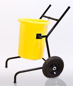 Carrinho Gari para Lixo (WMGARIAPP)
