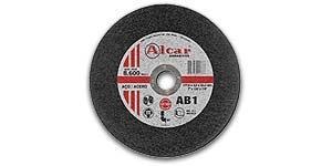 Disco de Corte - Ab1 - Aços e Materiais Ferrosos - 1 Tela - Alcar